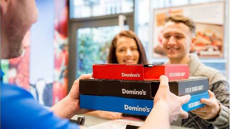 A new Domino's store will be opening at Drayton (Photo: Domino's)