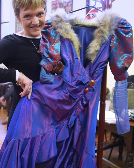 Rehearsals get under way for this year's Theatre Royal panto, Sleeping Beauty. Gillian Wright, who p