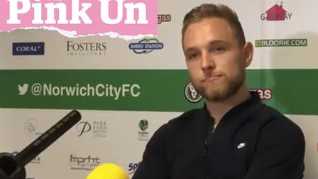 Norwich City attacking midfielder Alex Pritchard spoke to our Canaries correspondents at Colney, ahe