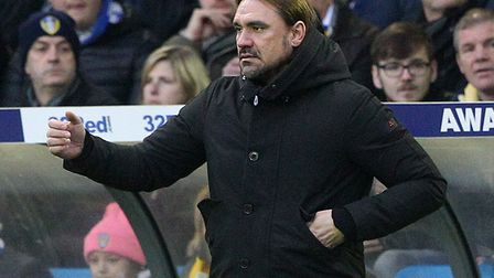 Daniel Farke has hit back at reports of unrest in his squad. Picture: Paul Chesterton/Focus Images