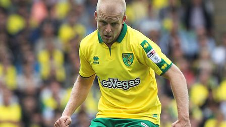 Steven Naismith swapped Norwich City for a loan move to Hearts. Picture: Paul Chesterton/Focus Image