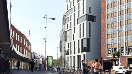 How Pablo Fanque House will look when complete. Pic: Alumno Developments.