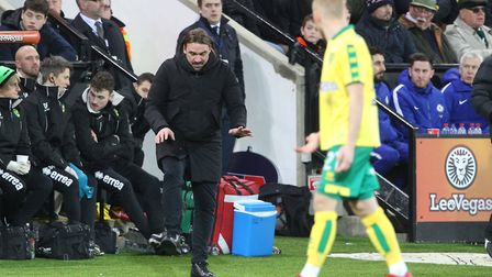 Daniel Farke got it right in his set up to frustrate Chelsea. Picture: Paul Chesterton/Focus Images