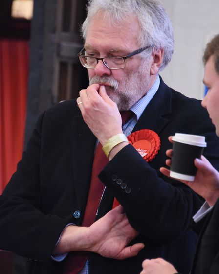 Steve Morphew, leader of the Labour group at County Hall. Picture: DENISE BRADLEY
