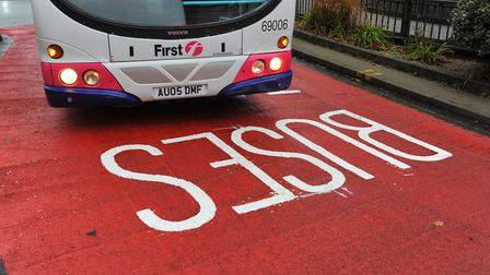 How can bus travel in Norwich be improved, asks the Norwich Society?. Photo: Steve Adams