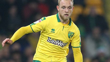 Huddersfield are closing on the signing of Norwich City star Alex Pritchard. Picture: Paul Chesterto