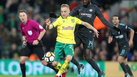 Huddersfield are chasing the signature of City playmaker Alex Pritchard. Picture: Paul Chesterton/Fo