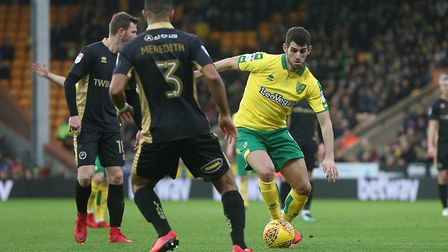 Nelson Oliveira is being linked with a transfer window switch to Wolves. Picture: Paul Chesterton/Fo