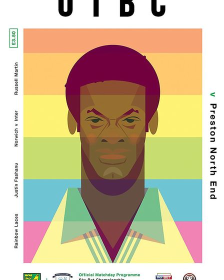 Norwich-based football art studio Patterns of Play has selected a series of artists to create artwor