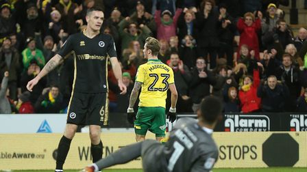 James Maddison underlined his importance to Norwich City this season during their New Year's Day vic