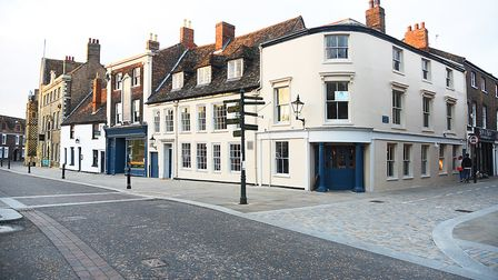 The Goldings bar and deli in King's Lynn. Picture: Ian Burt