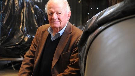 Sir Timothy Colman, pictured in 2012. Photo: Archant.
