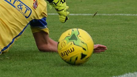 Norwich United have a trip to Sudbury. Picture: Archant