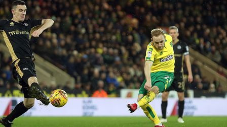 Alex Pritchard has been the subject of interest from Huddersfield Town. Picture by Paul Chesterton/F