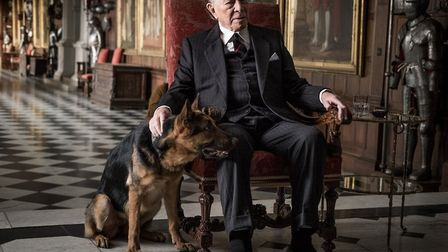 Christopher Plummer is J. Paul Getty in All The Money In The World. Photo: Sony Pictures