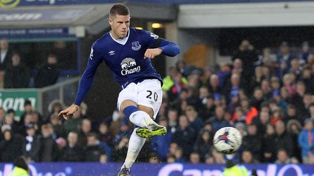 Ross Barkley is set to leave of Everton for Chelsea. Picture: Paul Chesterton/Focus Images Ltd