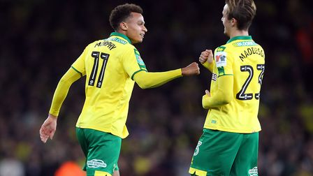 Josh Murphy and James Maddison combined to shock Arsenal in Norwich City's brave League Cup exit ear