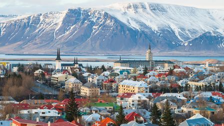 Reykjavik, the capital city of Iceland. Picture: THINKSTOCK