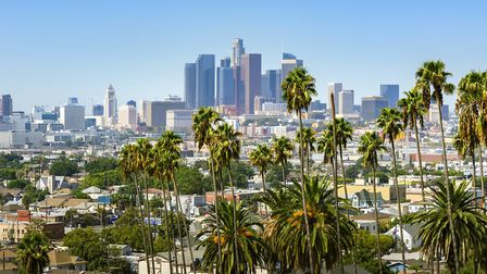 Downtown Los Angeles. Picture: THINKSTOCK