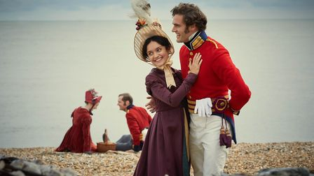 One of the highlights from ITV's 2018 schedule is Vanity Fair (C) ITV