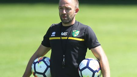 Matt Gill's under-23 squad take on Newcastle at Colney on Sunday. Picture by Paul Chesterton/Focus I