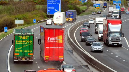 Why do lorries decide to go on long and slow overtaking manoeuvres, wonders David Clayton. Picture:
