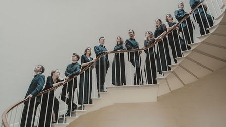 Stile Antico will be performing with the King's Lynn Festival Chorus in King's Lynn on Sunday, March