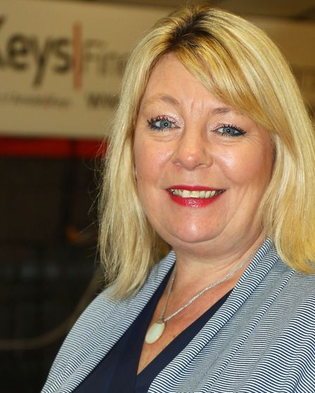 Tracey Rust-Andrews, assistant general manager at Keys Fine Art Auctioneers in Aylsham, has been app