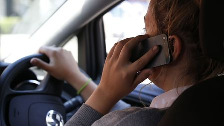 Drivers using mobile phones has been cited as a potential reason for a rise in people killed or seri