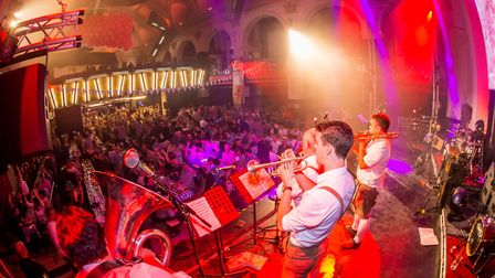 A Spring version of Octoberfest is to be held at OPEN, Norwich. Photo: Simon Finlay Photography.