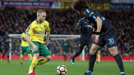 Alex Pritchard has completed a move to Premier League Huddersfield Town. Picture: Paul Chesterton/Fo