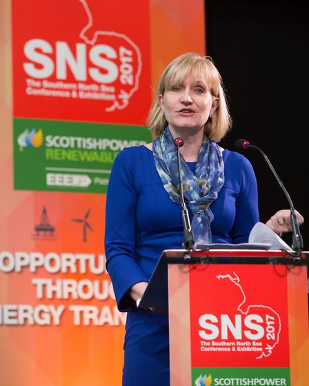 Deirdre Michie, chief executive of Oil & Gas UK, will be keynote speaker on day one of SNS2018, the