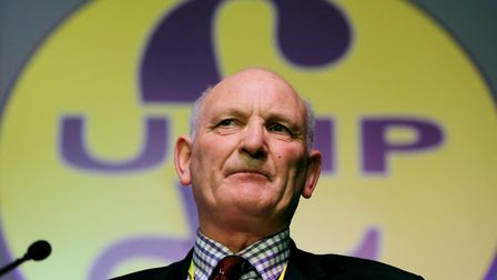 Stuart Agnew MEP who has called the UKIP racism row the 'worst crisis' to hit the troubled party sin