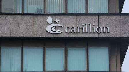 A general view of Carillion plc offices in Wolverhampton, as the Government said all Carillion staff