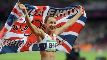 Sporting successes at global events such as Jessica Ennis' Olympic gold for GB in the London 2012 ga