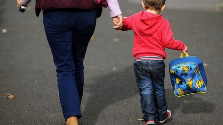 The number of parents home educating in Norfolk has risen by 20pc. Picture: Niall Carson/PA Wire