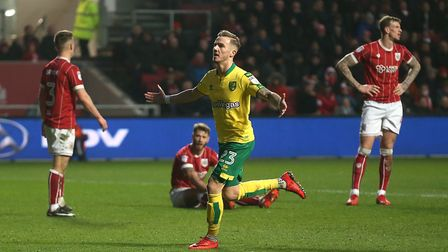 James Maddison was again the difference for Norwich City. lPicture: Paul Chesterton/Focus Images Ltd