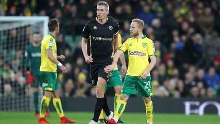 Life after Alex Pritchard begins at Ashton Gate for Norwich City. Picture: Paul Chesterton/Focus Ima