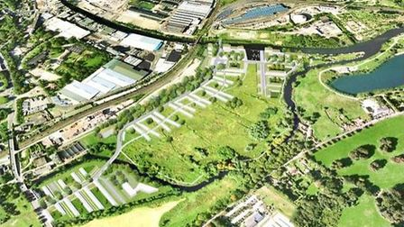Developers behind the Deal Ground site negotiated almost 200 affordable homes out of the plans.