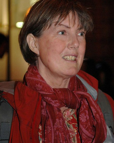 Green Party city councillor Denise Carlo voted against plans to develop St Mary's Works. Photo: Deni