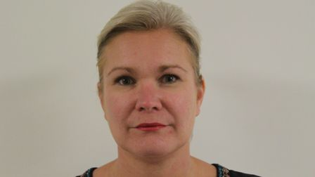 Anna Hills, director of governance and workforce at the James Paget University Hospital NHS Trust. P