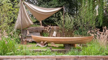 The Broads Authority plans to build a replica such as this one of a 900-year-old boat that was disco