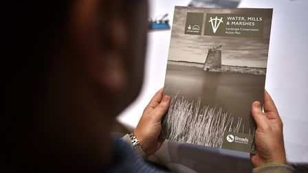 Water, Mills and Marshes launch at The hostry.Picture: ANTONY KELLY