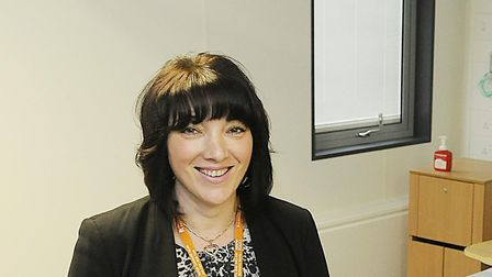 Director of nursing and quality at Norfolk Community Health and Care (NCHC) Anna Morgan. Photo: Ian