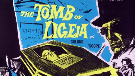 The Tomb of Ligeia. Pictures: Supplied by Hallowed Histories