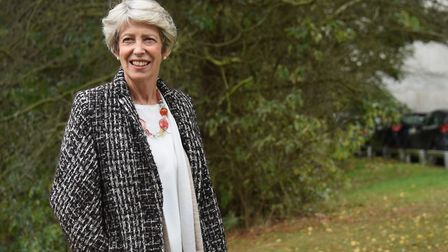 Patricia Hewitt, former health minister, and head of Norfolk and Waveney's healthcare overhaul. Pict