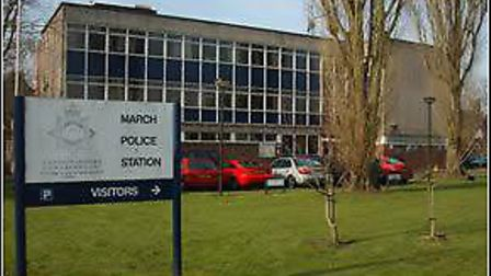 March police station. Picture: ARCHANT LIBRARY