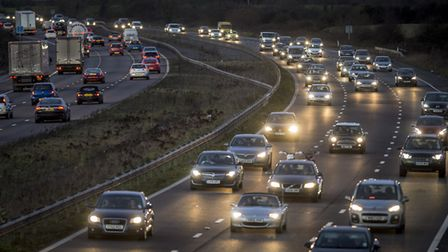 Mr Myhill gave up driving a car aged just 22. (Photo: Ben Birchall/PA Wire)