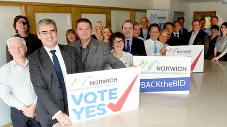 Norwich BID launches business plan for the next five years.