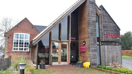 The Pennoyer Centre in Pulham St Mary.
